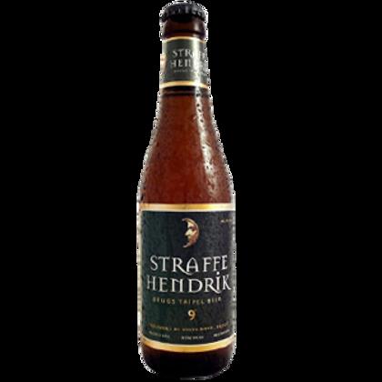 Straffe Hendrik Brugs Tripel Bier 9% Btl 330mL