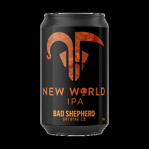 Bad Shepherd New World IPA 6.8% Can 355mL