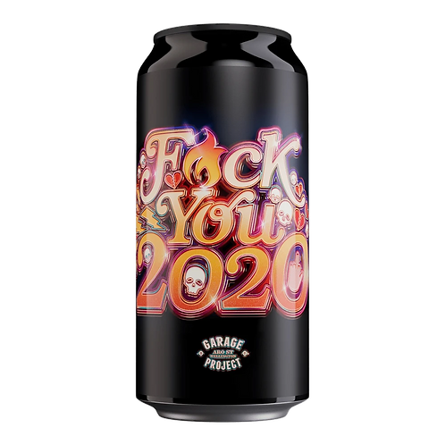 Garage Project F*ck You 2020 Hazy IPA 8% Can 440mL