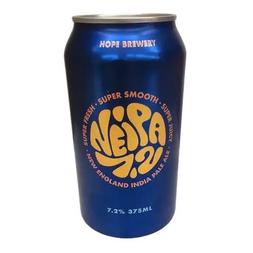 Hope Brewery Super Juicy NEIPA 7.2% Can 375mL