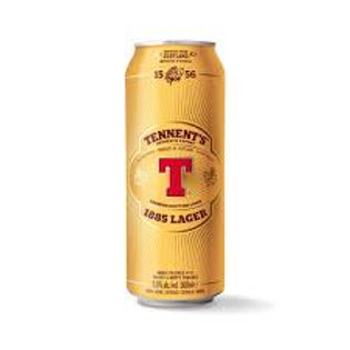 Tennent's 1885 Lager 5% Can 500mL