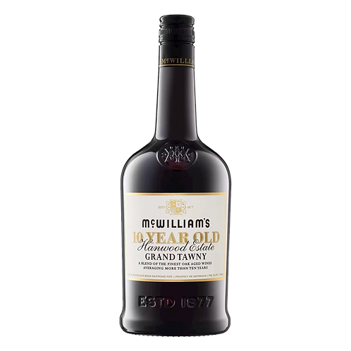McWilliams 10 Year Old Hanwood Port 750mL