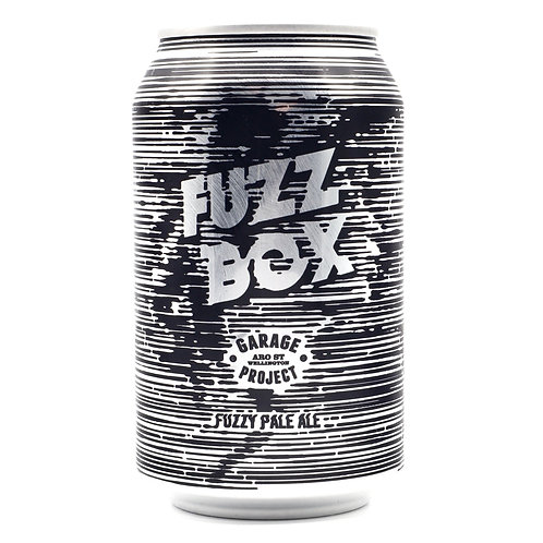 Garage Project Fuzz Box Fuzzy Pale Ale 5.8% Can 330mL