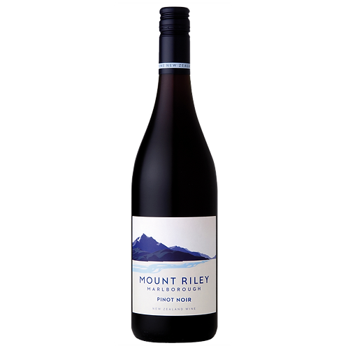 Mount Riley 2017 Marlborough Pinot Noir Btl 750mL