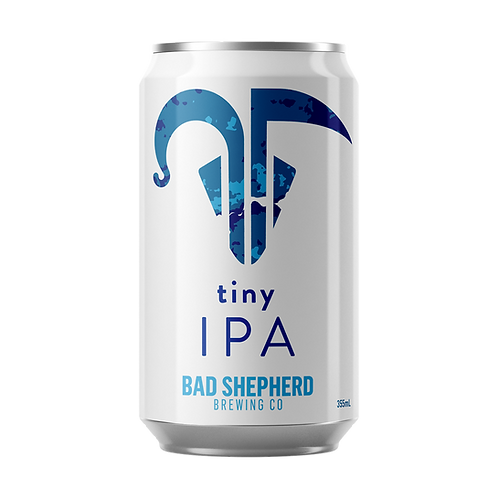 Bad Shepherd Tiny IPA 2.9% Can 355mL