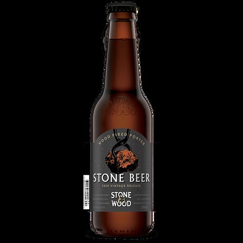 Stone & Wood Stone Beer ( Wood Fired Porter) 6.6% Btl 330mL