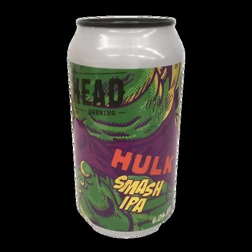 Bonehead Brewing Hulk Smash IPA 6% Can 375mL