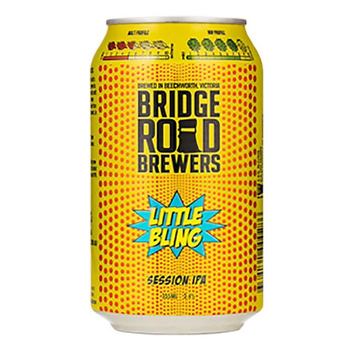 Bridge Road Little Bling Session IPA 3.4% Can 355mL