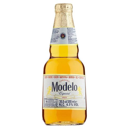 Modelo Especial Lager 4.5% Btl 355mL
