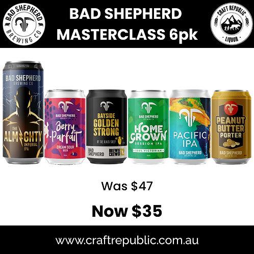 Bad Shepherd (MASTERCLASS) 6 Pack