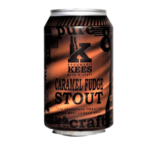 Kees Brouwerji Caramel Fudge Stout 11.5% Can 330mL