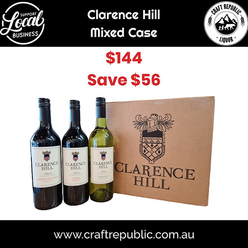 Clarence Hill Mixed 12 Pack