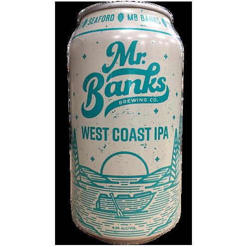 Mr Banks West Coast IPA 6.2% Can 355mL