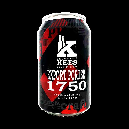 Kees Brouwerij 1750 Export Porter 10.5% Can 330mL