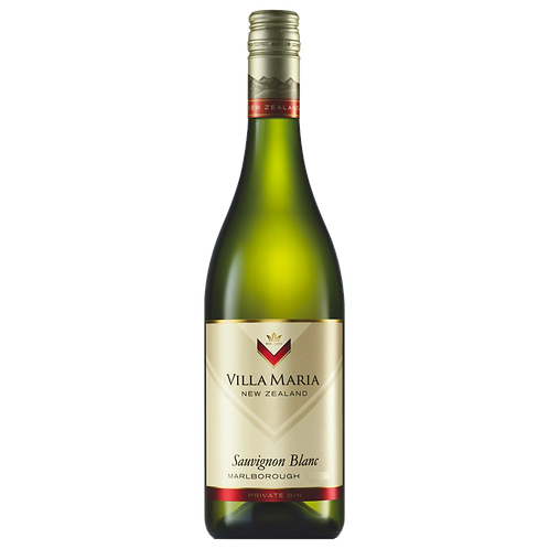 Villa Maria 2019 Marlborough NZ Sauvignon Blanc Btl 750mL