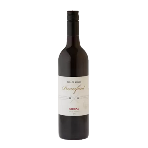Buller Wines 2017 Beverford Shiraz Btl 750mL