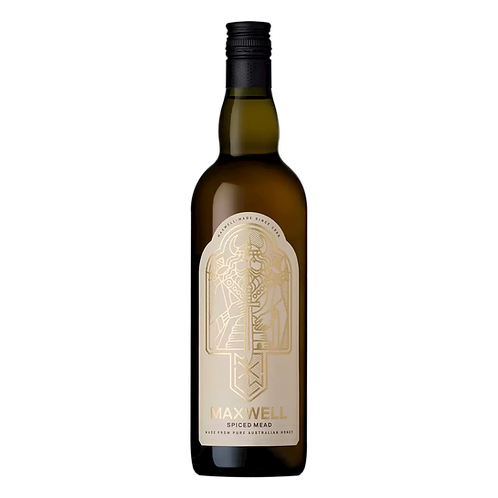Maxwell Spiced Mead Btl 750mL