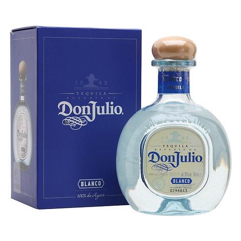 Don Julio Blanco Mexican Tequila Btl 700mL