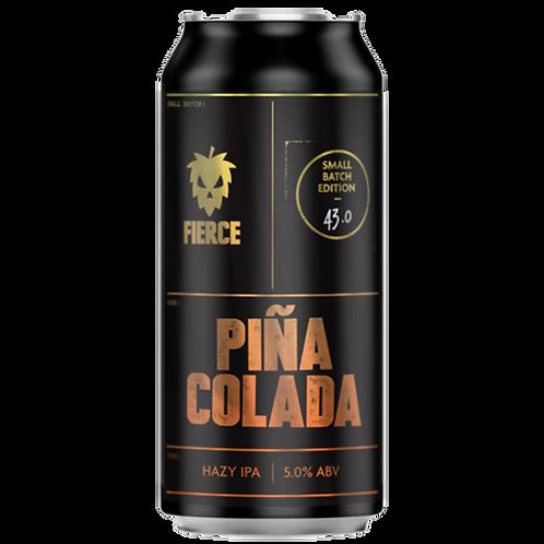 Fierce Brewing Pina Colada Hazy IPA 5% Can 440mL