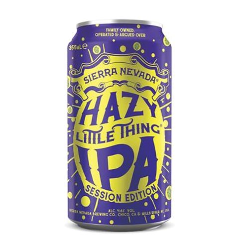 Sierra Nevada Hazy Little Thing Session IPA 4.6% Can 355mL
