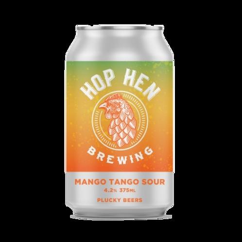Hop Hen Mango Tango Sour 4.2% Can 375mL