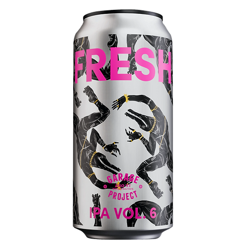 Garage Project Fresh Vol # 6 IPA 7% Can 440mL