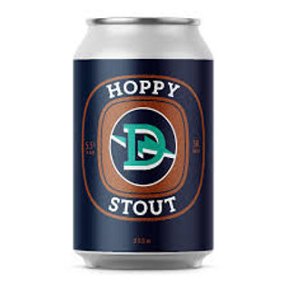 Dainton Brewery Hoppy Stout 5.5% Can 355mL