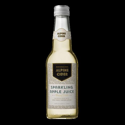 Alpine Granny Smith Sparkling Apple Juice 330mL