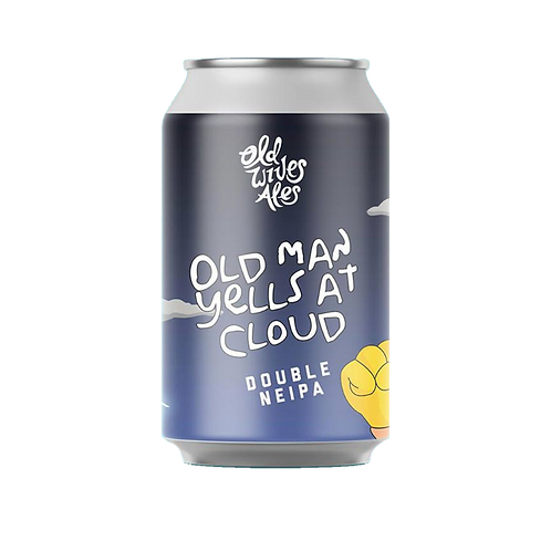 Old Wives Ales Old Man Yells at Clouds DNEIPA 9% Can 375mL