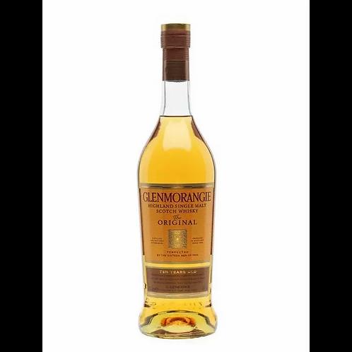 Glenmorangie 10 Year Old Single Malt Highland Scotch 40% Btl 1LT