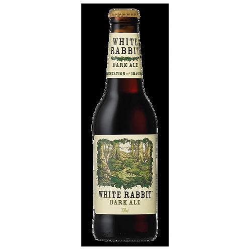 White Rabbit Dark Ale 4.9% Btl 330mL
