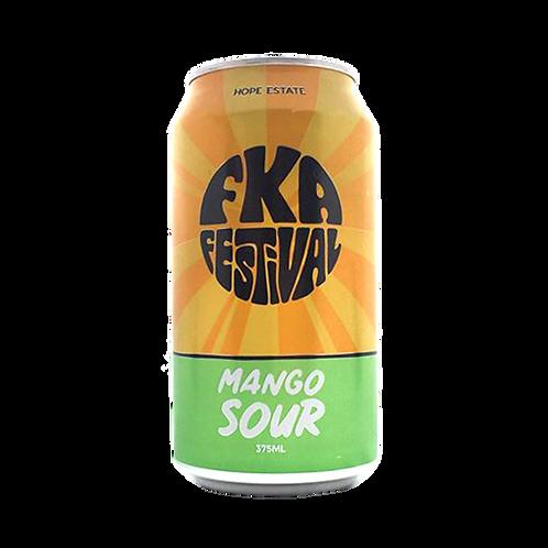 Hope Brewery FKA Festival Mango Sour 3.7% Can 375mL