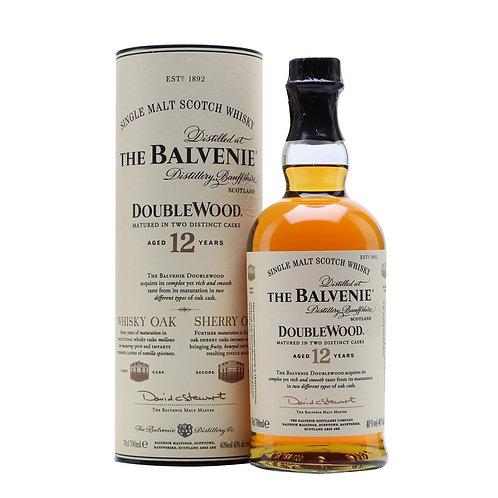 The Balvenie 12 Year Old Double Wood Btl 700mL