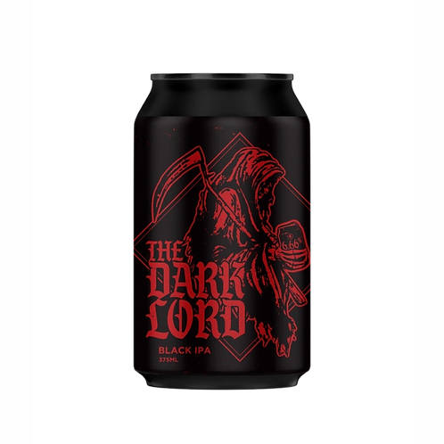 The Mill Brewery The Dark Lord BIPA 6.6% Can 375mL