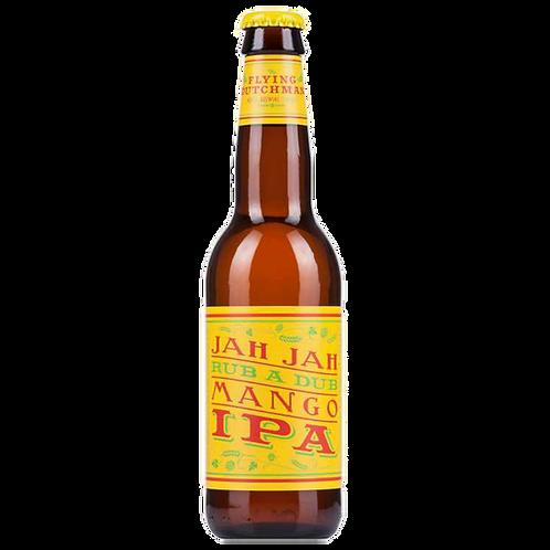 The Flying Dutchman Jah Jah Rub A Dub Mango IPA Btl 3.5% 330mL