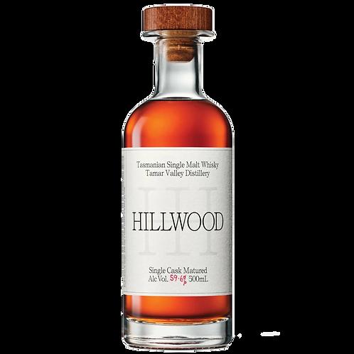 Hillwood Sherry Cask Single Malt Whisky 59.6% 500ml