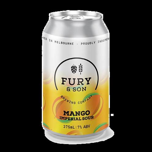 Fury & Son Imperial Mango Sour 7% Can 375mL