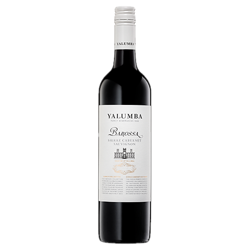 Yalumba 2017 Barossa 'Samuel's Collection' Shiraz Cabernet Sauvignon Btl 750mL