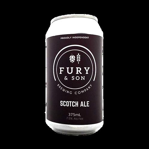 Fury & Son Scotch Ale 7.5% Can 375mL