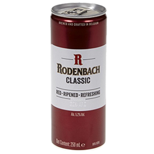 Rodenbach Classic Flanders Red Ale 5.2% Can 250mL