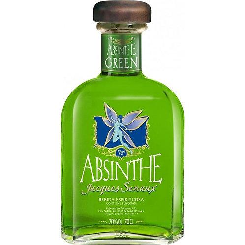 Jacques Senaux Green Absinthe 70% Btl 700mL