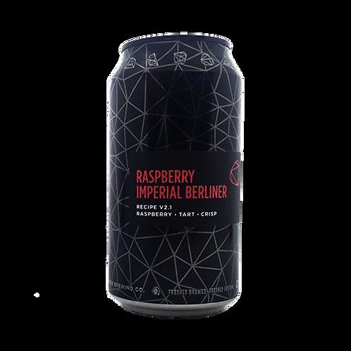 Rocky Ridge Raspberry Imperial Berliner 6.5% Can 375mL