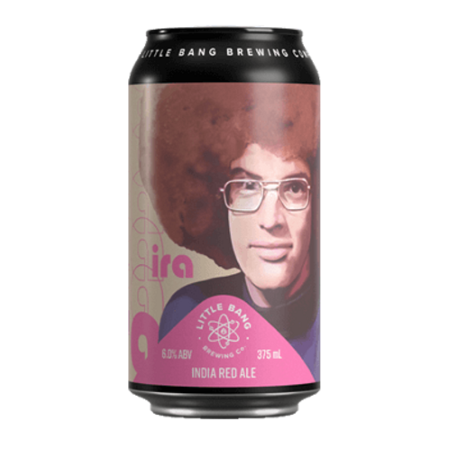 Little Bang IRA - India Red Ale 6% Can 375mL