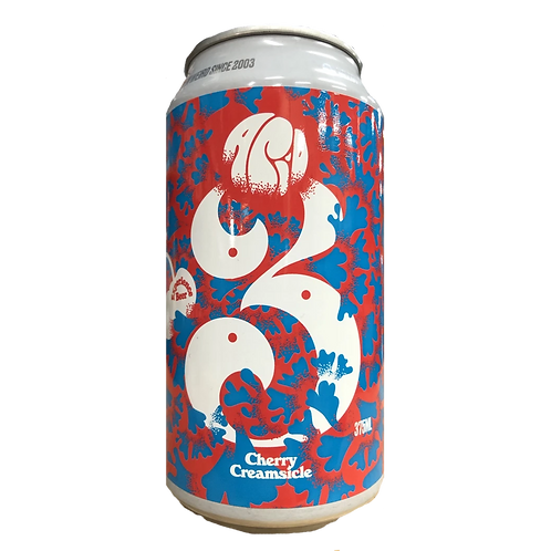 3 Ravens Cherry Creamsicle Sour 3.5% Can 375mL