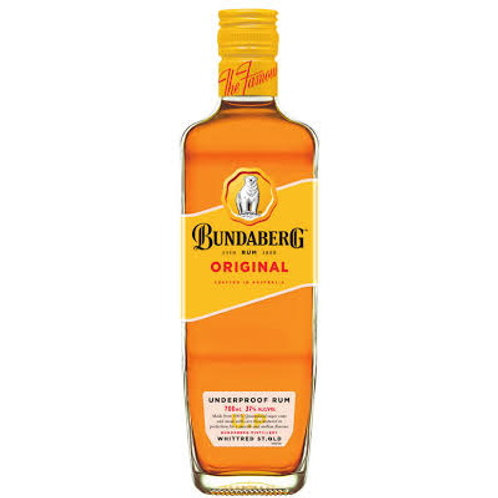 Bundaberg Original UP Rum Btl 700mL