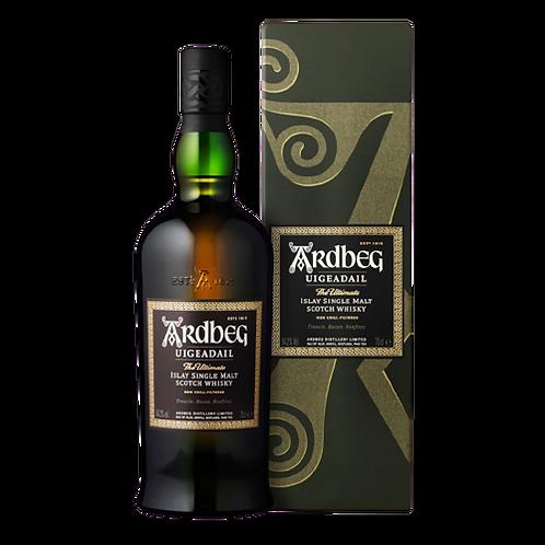 Ardbeg Uigeadail Islay Single Malt Scotch 54.2% Btl 700mL