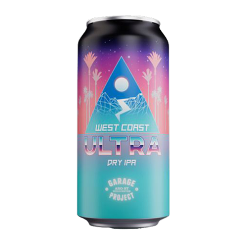 Garage Project West Coast Ultra Dry IPA 7% Can 440mL