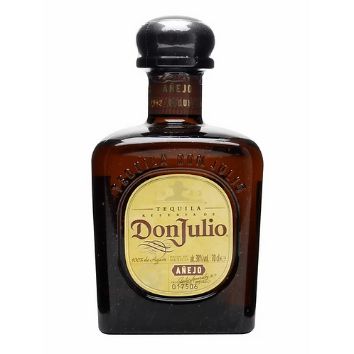Don Julio Anejo Tequila 38% Btl 700mL