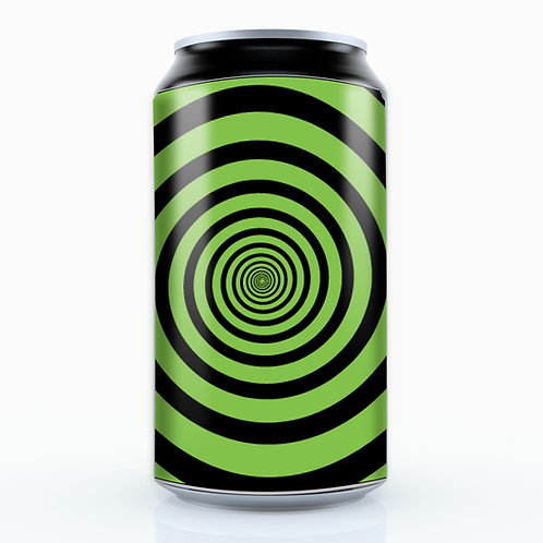 Valhalla Brewing Sabbra Cadabra Hazy IPA 6.5% Can 440mL