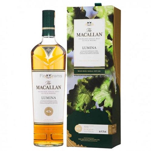 The Macallan Lumina Highland Single Malt Scotch Whisky Btl 700mL